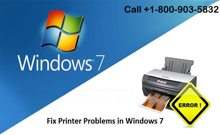 Fix printer problems in Windows 7