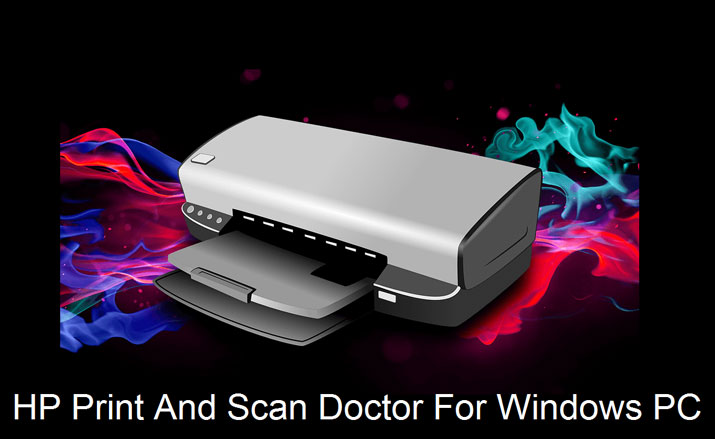 Fixing Printer Problems with HP Print and Scan Doctor