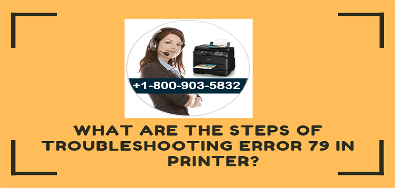 What are the steps of troubleshooting Error 79 in HP Printer?