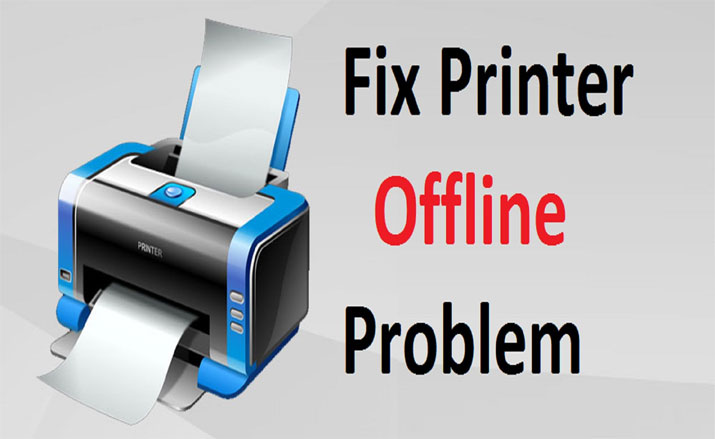 How to resolve Network Printer Offline Windows 10 connecting issue?