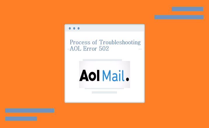 Process of Troubleshooting AOL Error 502