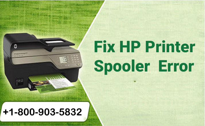 How to fix HP spooler not working issue?
