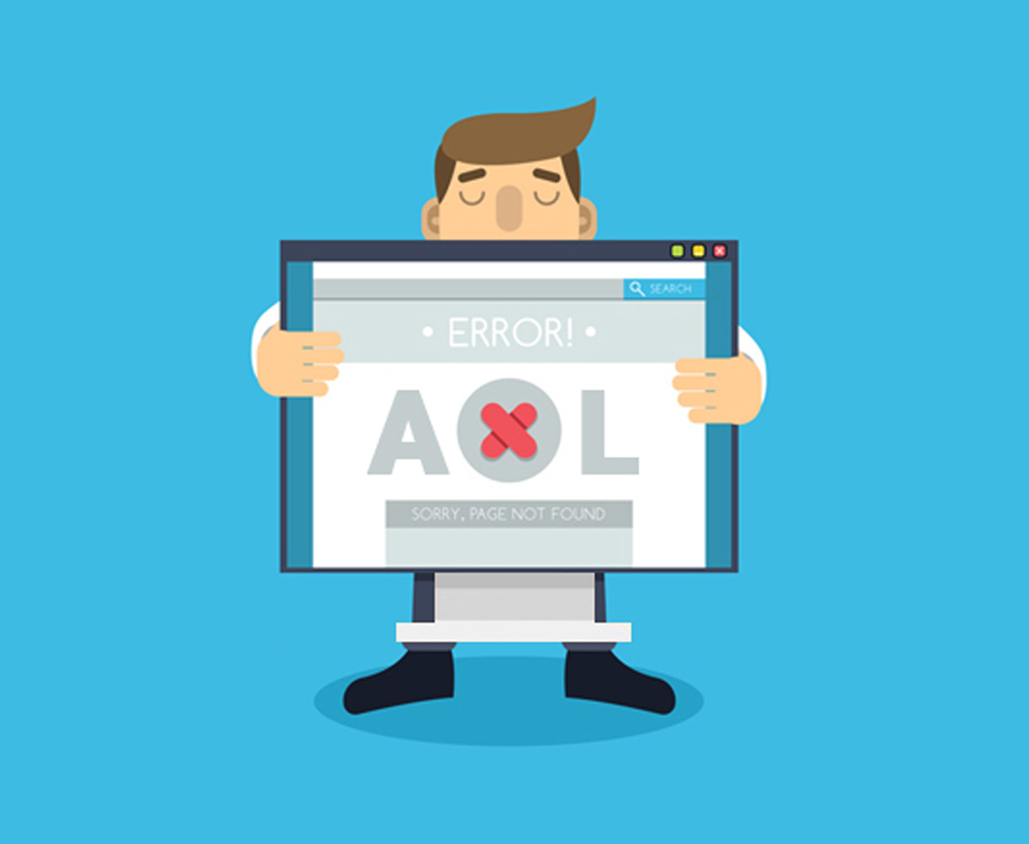 How to resolve the AOL Error Code 504?